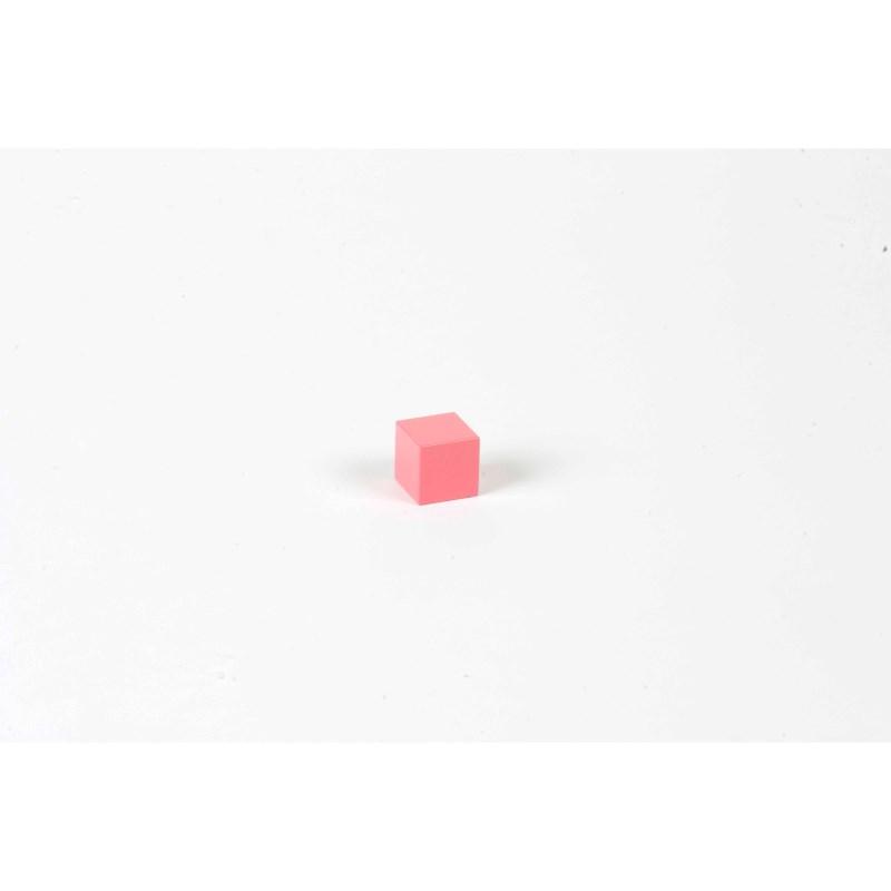 Rosa Turm: Würfel 2 x 2 x 2