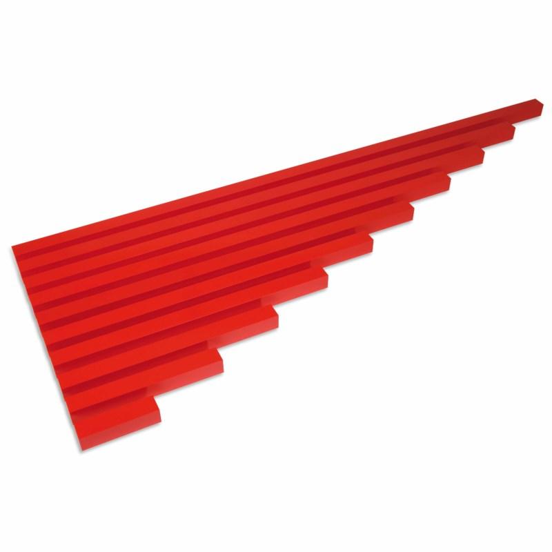 Rote Stangen
