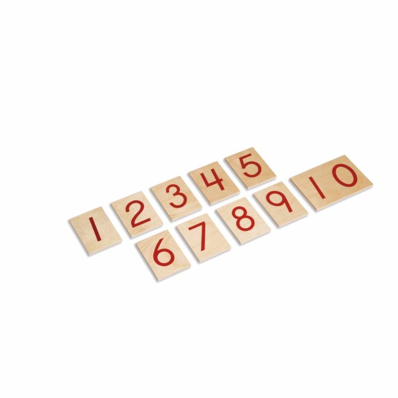 Printed Numerals: US Version