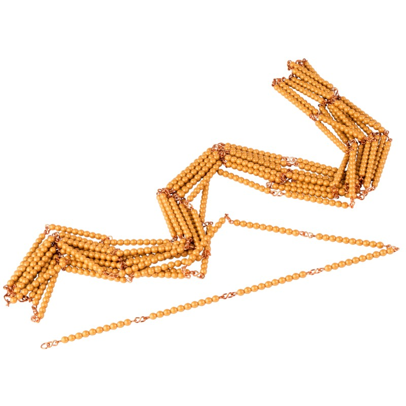 Tausenderkette - Lose Perlen (Kunststoff)