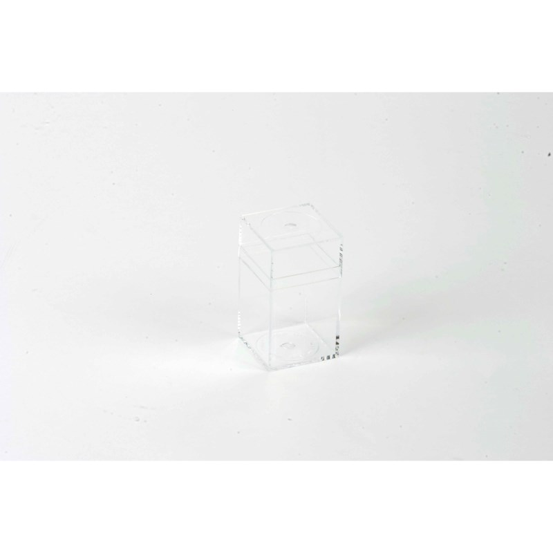 Plastikdose für Pfeile, groß