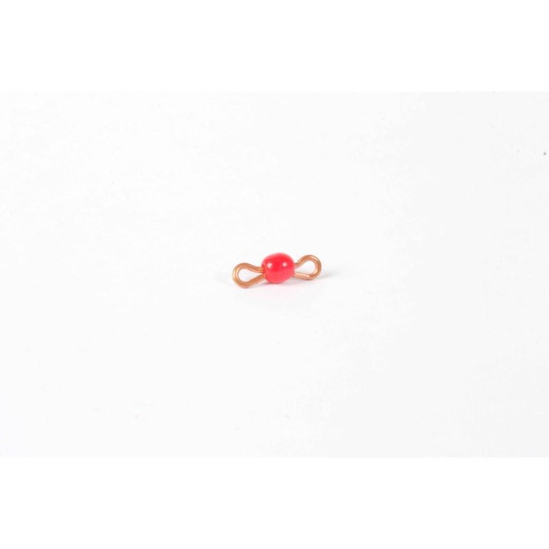Perlenstäbchen von 1: Lose Perlen, Glas