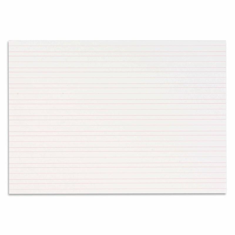 Schreibpapier doppelte Linierung - 6 mm (250)