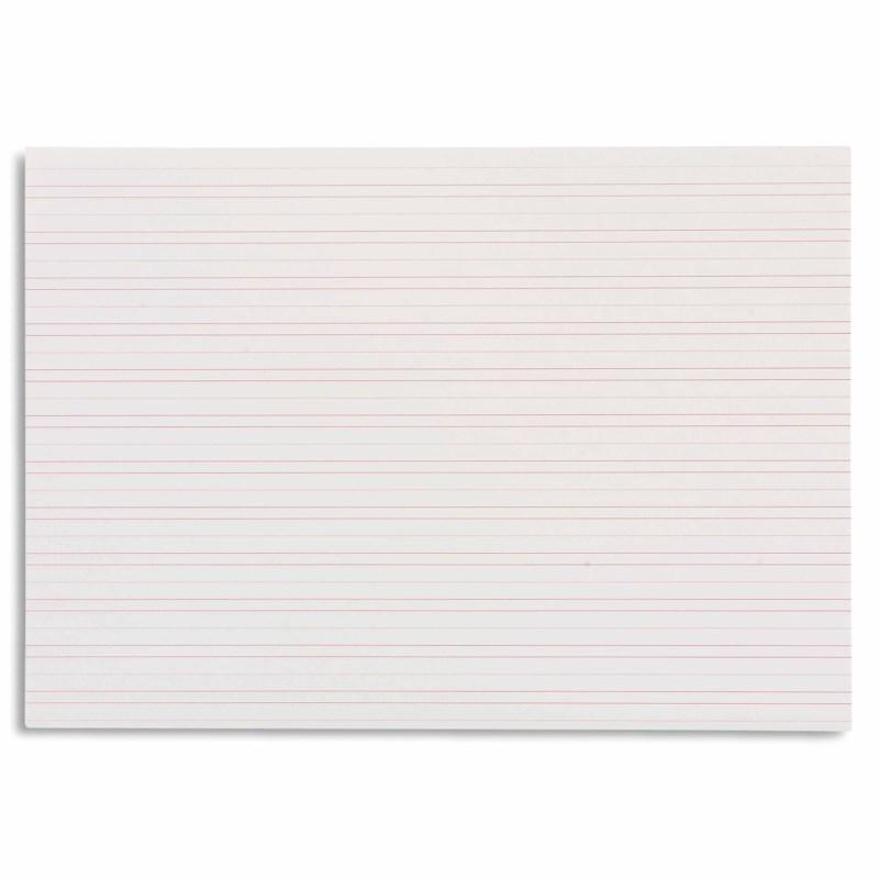 Schreibpapier doppelte Linierung - 4 mm (250)