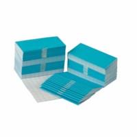 Rechenheftchen (blau), klein (100)