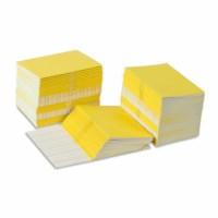 Schreibheftchen (gelb), klein (100)