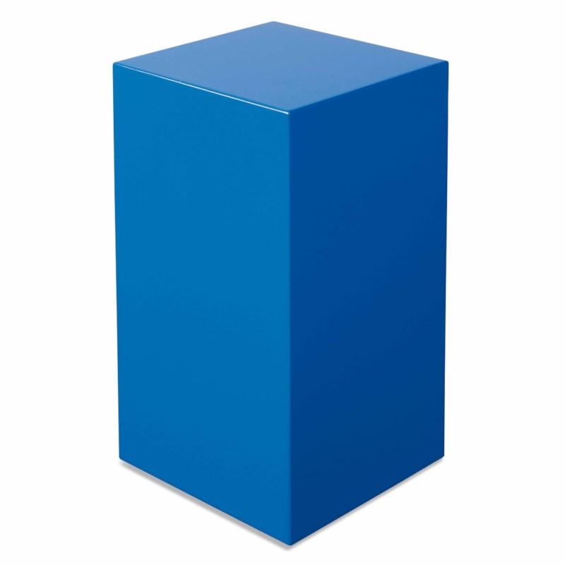Große Geometrische Körper - Vierseitiges Prisma oder Quader