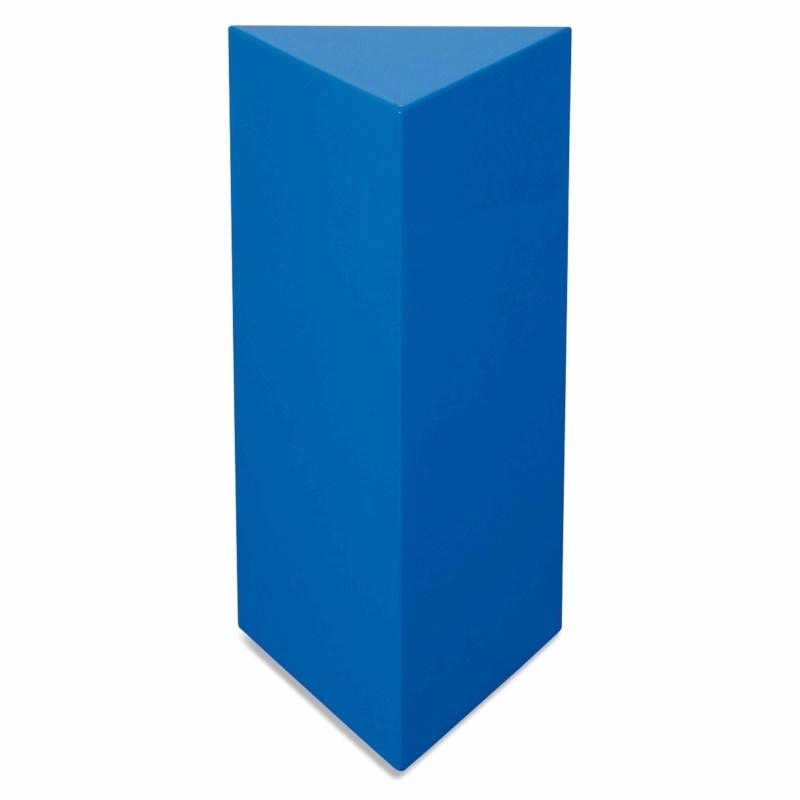 Große Geometrische Körper - Dreiseitiges Prisma