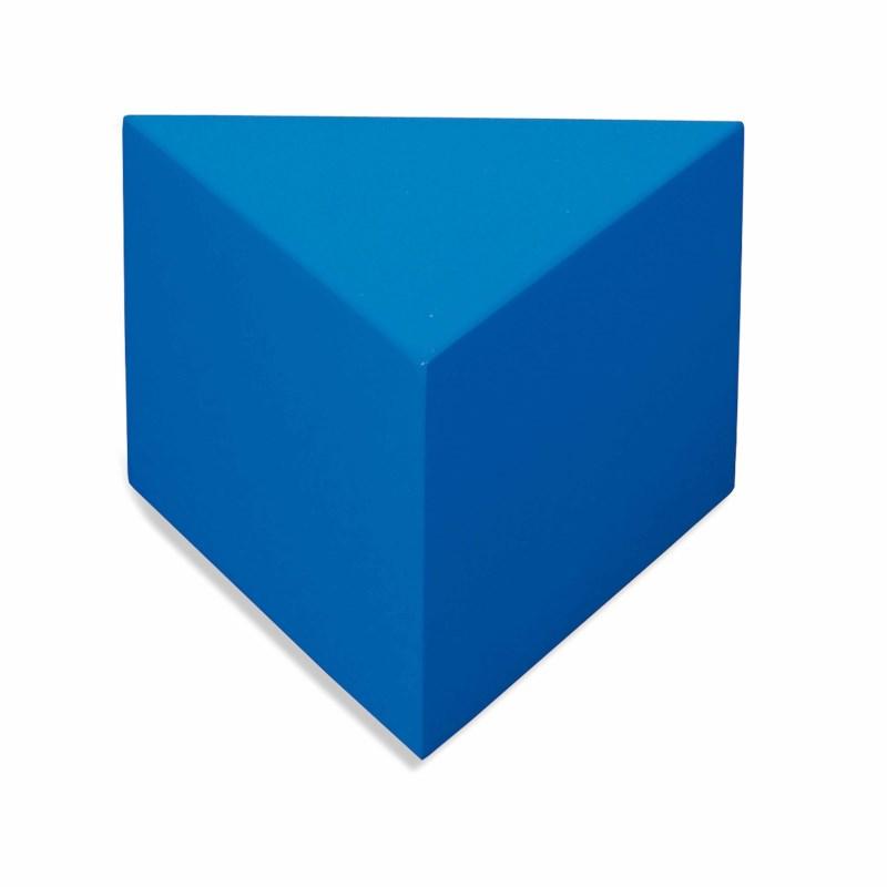 Große Geometrische Körper - Kleines dreiseitiges Prisma