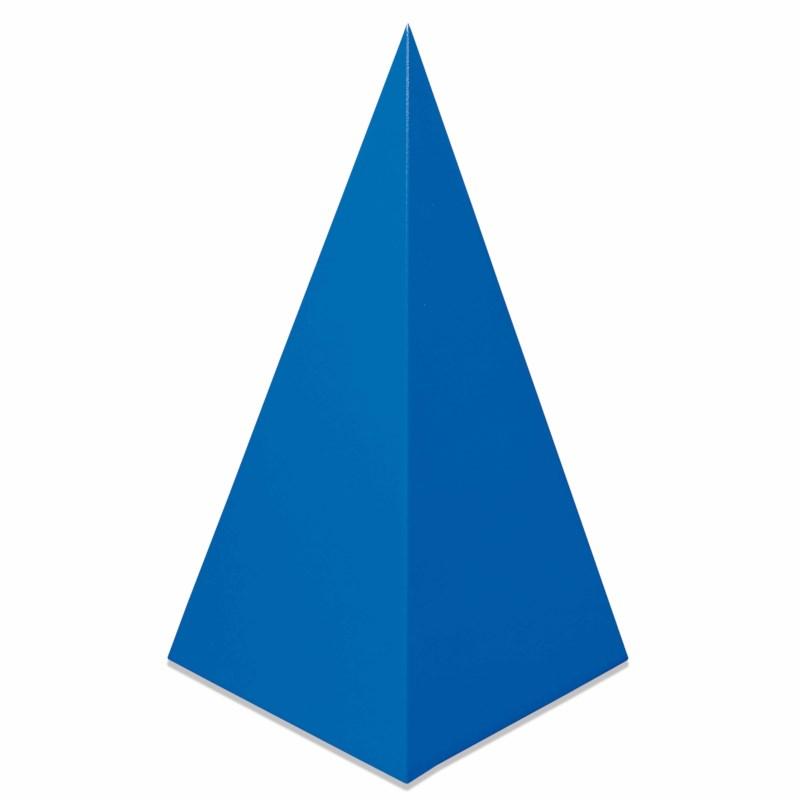 Große Geometrische Körper - Vierseitige Pyramide