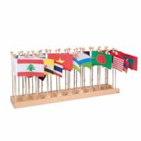 Flaggenständer Asien