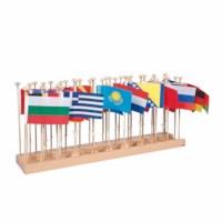 Flaggenständer Europa