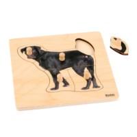 Kleinkind Puzzle - Hund