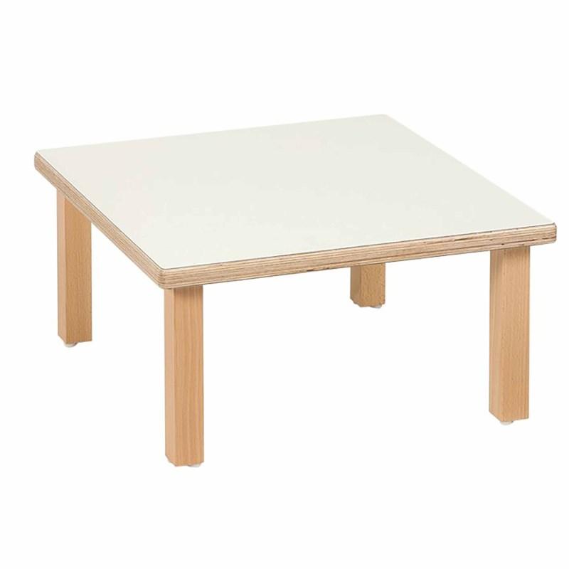 Tisch zum Kleinkindstuhl mit Armlehnen