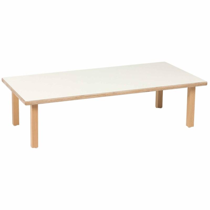 Kleinkindtisch, rechteckig (groß)