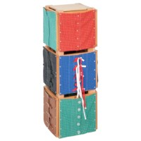 Ständer für die Rahmen mit Verschlüssen