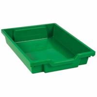 Kunststoff Schubladen, grün (7 cm)