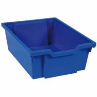 Kunststoff Schubladen, blau (15 cm)