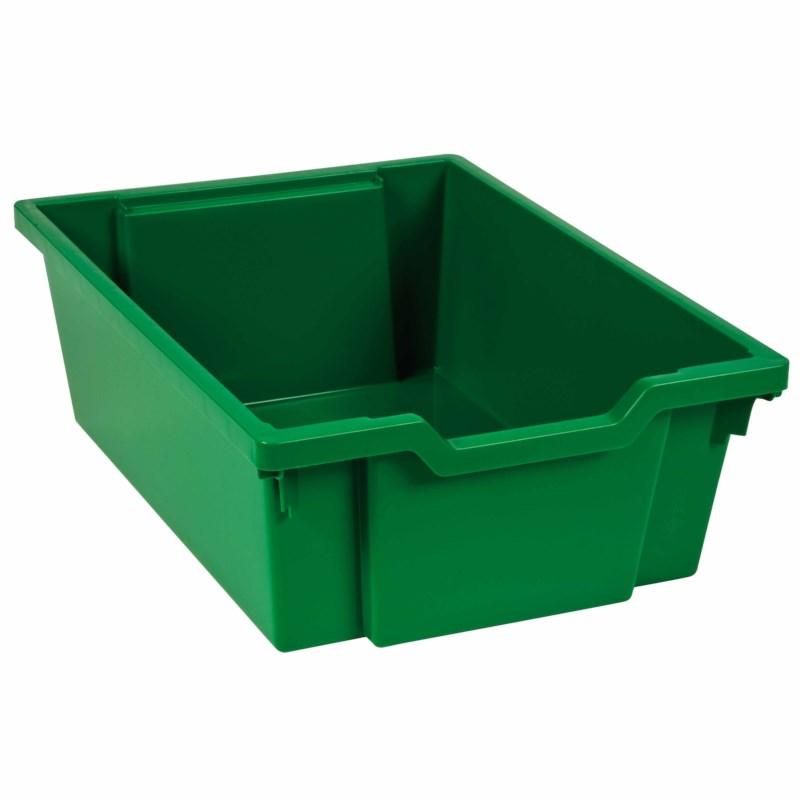 Kunststoff Schubladen, grün (15 cm)