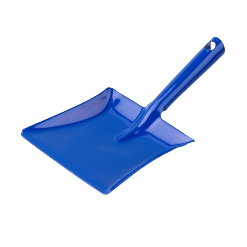 Kehrschaufel klein: blau