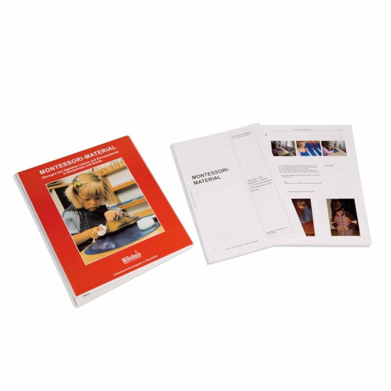 Materialbuch Teil 1 - Kinderhaus