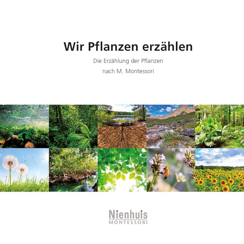 Kosmische Leseheftchen - Wir Pflanzen erzählen