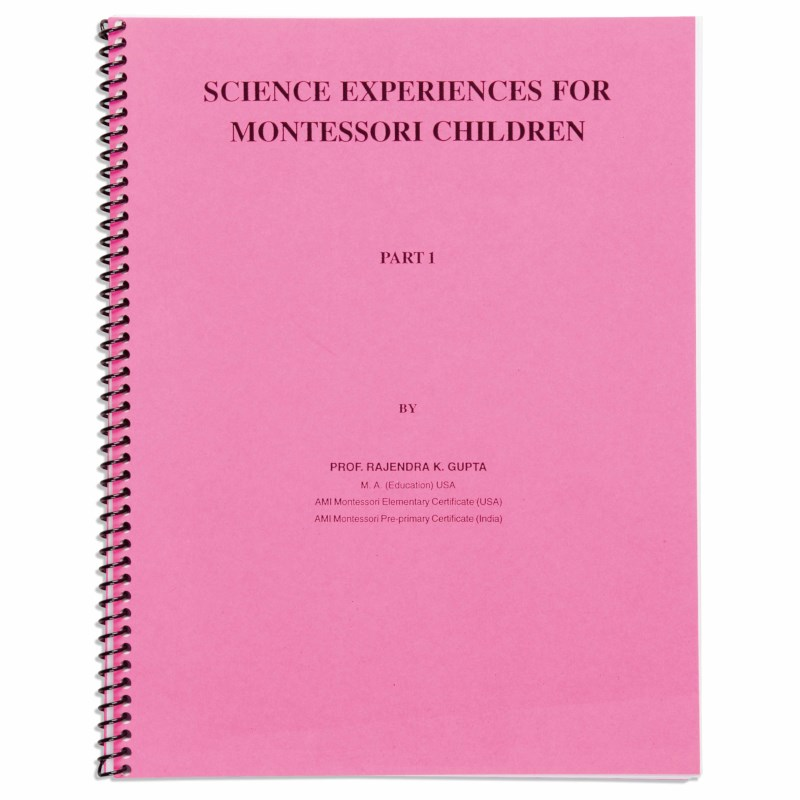 Science Experiences: Part 1
