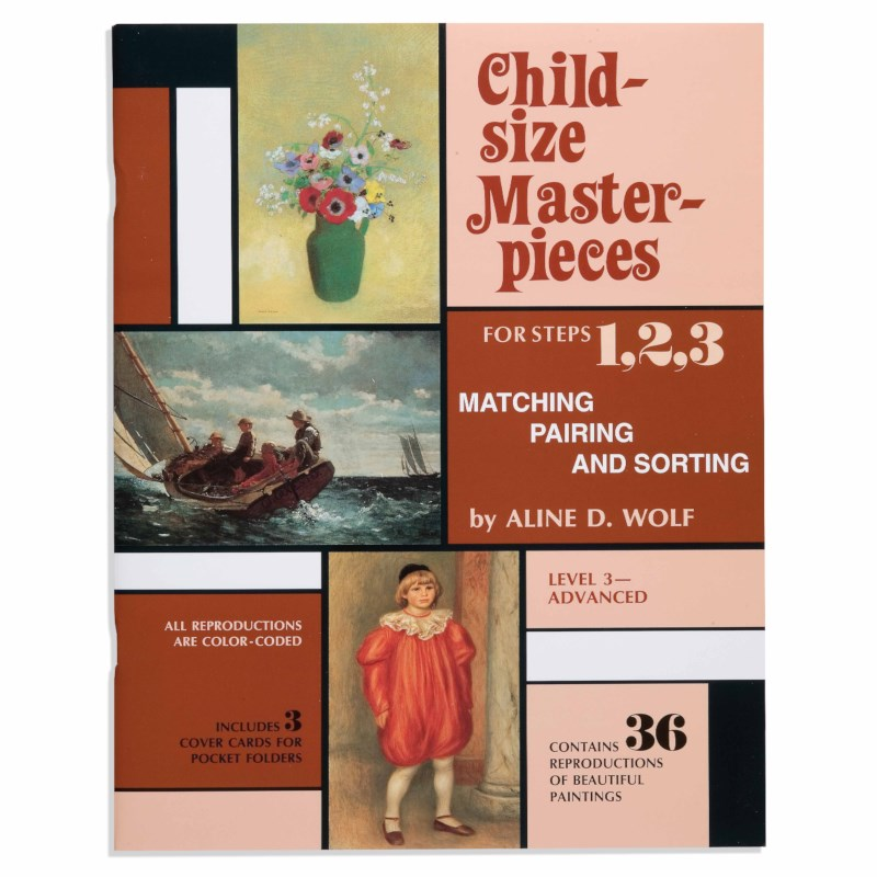 Child-Size Masterpieces - Advanced (3)