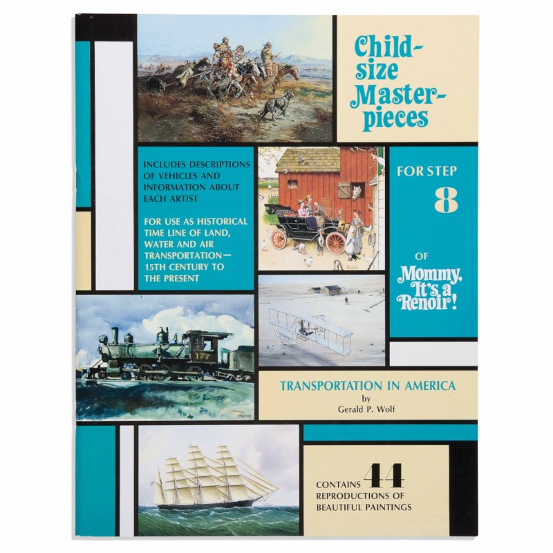 Child-Size Masterpieces - Transportation In America