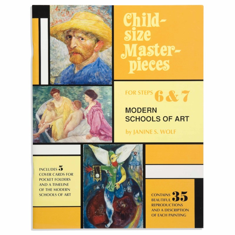 Child-Size Masterpieces - Modern Schools Of Art