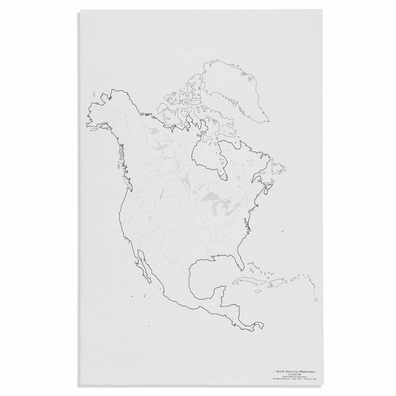 Nordamerika - Seen und Flüsse (50)