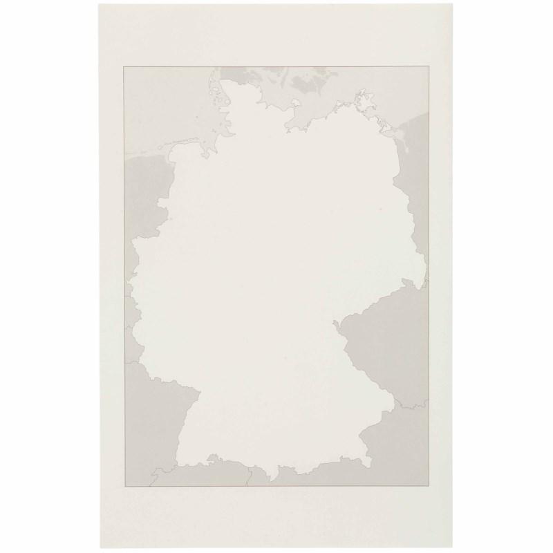 Arbeitskarten Deutschland (50)