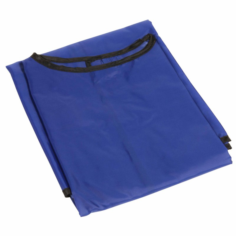 Malerschürze blau - für Erwachsene
