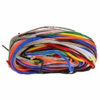 Chenilledraht - Modellierung Pfeifenputzer - 100 Meter, 10 Farben gemischt