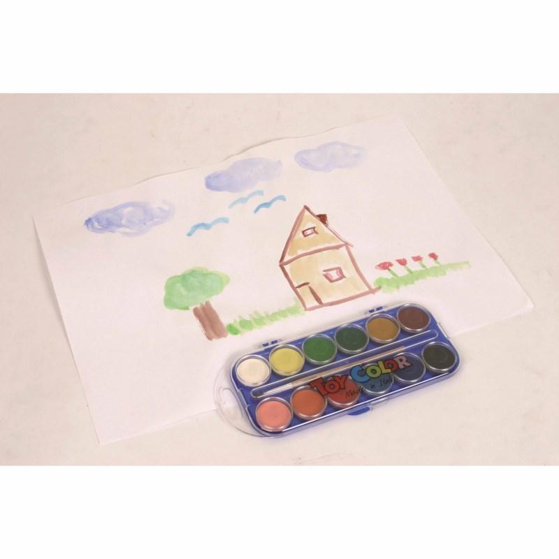 Malkasten - Wasserfarben Classic
