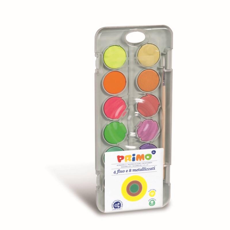 Malkasten - Wasserfarben Perle