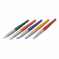 Knetspachtel / Bürste - Pinselmodel