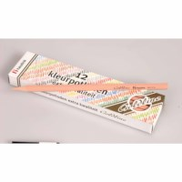 Buntstifte Hexagonal Goldline - Heutink - Karton mit 12 Stück - Lachsrosa