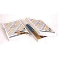 Buntstifte Hexagonal Goldline - Heutink - Karton mit 288 Stück - 12 Farben gemischt
