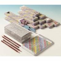 Buntstifte Dreieck Goldline - Heutink - Karton mit 12 Stück - Gelb