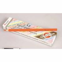Buntstifte Dreieck Goldline - Heutink - Karton mit 12 Stück - Orange