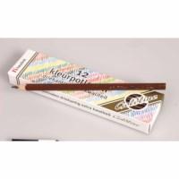 Buntstifte Dreieck Goldline - Heutink - Karton mit 12 Stück - Braun