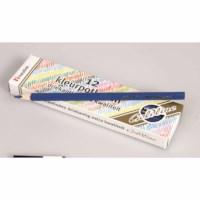 Buntstifte Dreieck Goldline - Heutink - Karton mit 12 Stück - Dunkelblau
