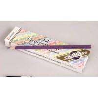 Buntstifte Dreieck Goldline - Heutink - Karton mit 12 Stück - Violett