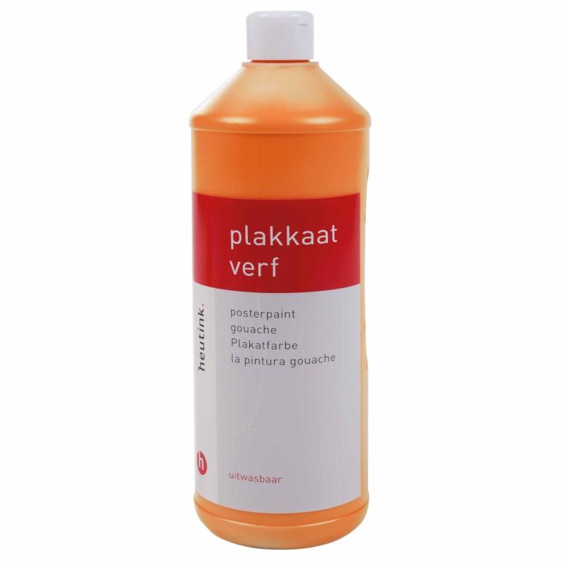 Gouache - Interpaint - 1 Liter - Orange