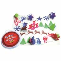 Stempel - 10 Stück - Weihnachten