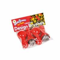 Kreativer Design Pinsel