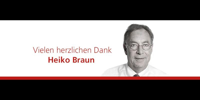 Heiko Braun im Ruhestand