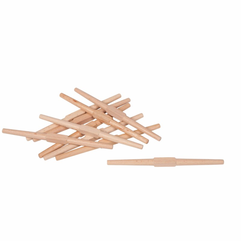 Spindles: Set Of 10