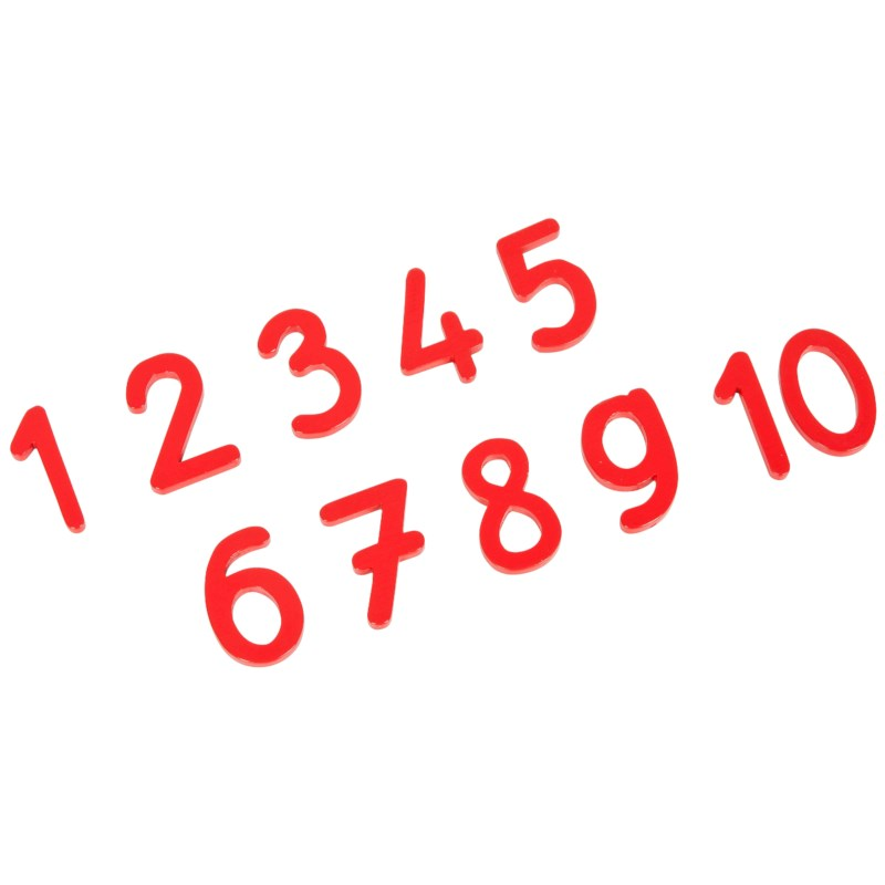 Cut-Out Numerals: International Version